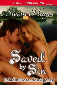 Book Cover: Saved By Sin