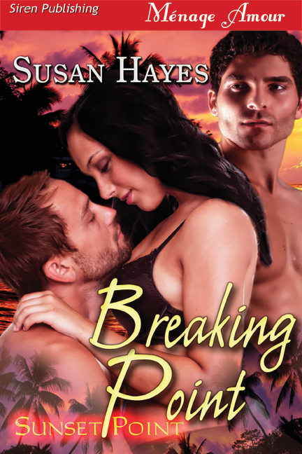 Book Cover: Breaking Point