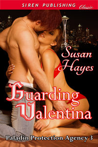 Book Cover: Guarding Valentina