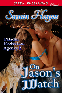 Book Cover: On Jason's Watch
