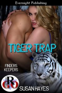 Book Cover: Tiger Trap