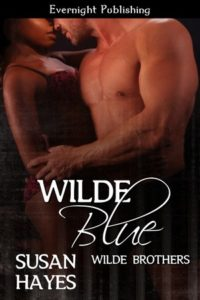 Book Cover: Wilde Blue