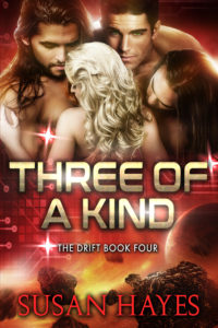 Book Cover: Three Of A Kind