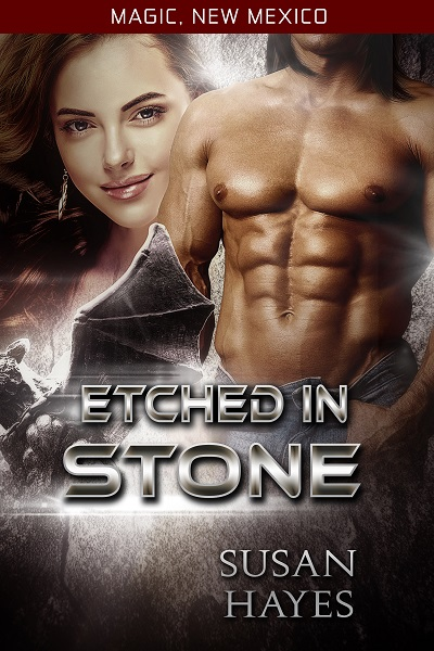 Book Cover: Etched in Stone