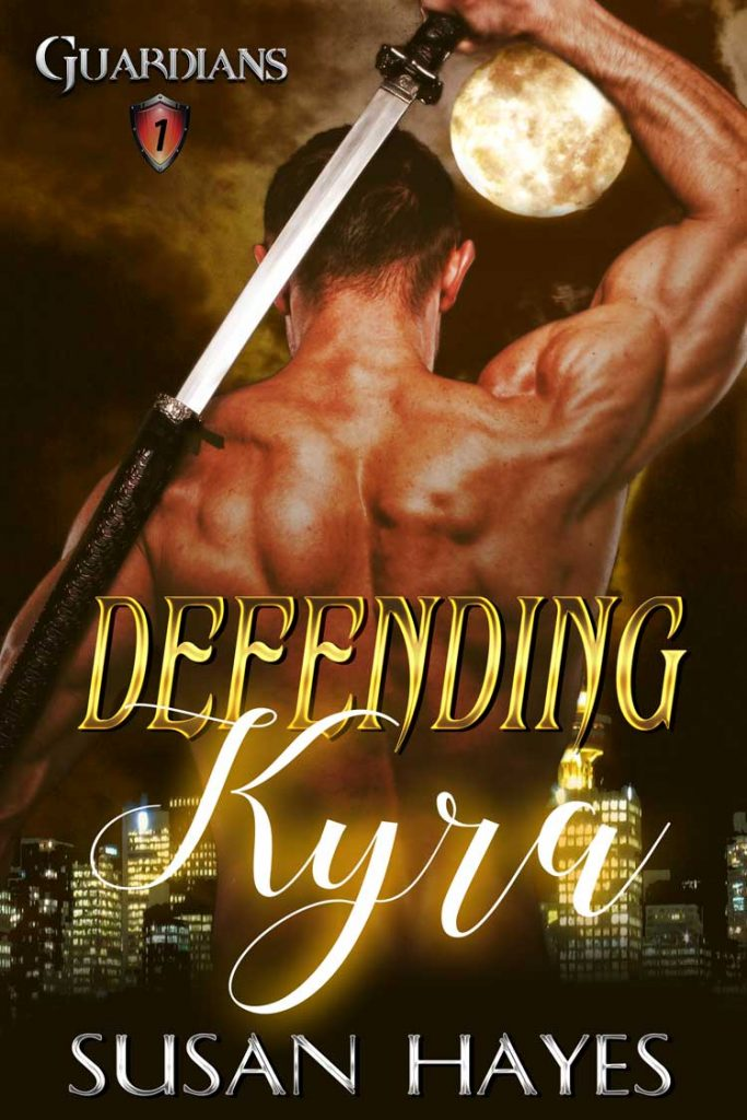 Book Cover: Defending Kyra