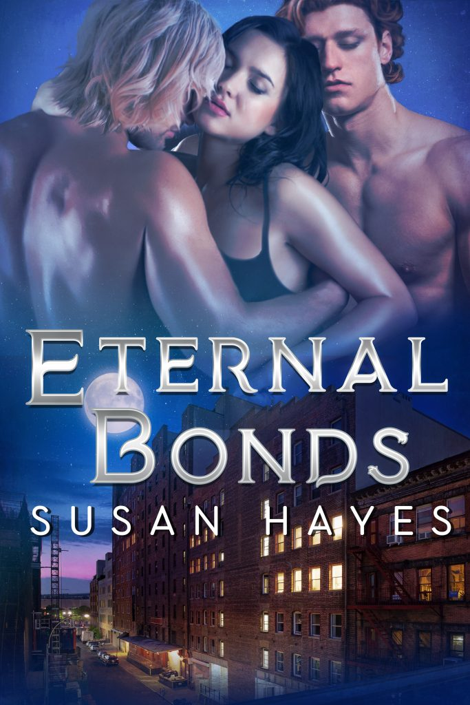 Book Cover: Eternal Bonds