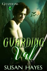 Book Cover: Guarding Val