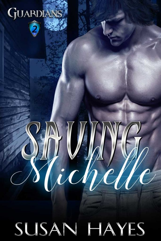 Book Cover: Saving Michelle
