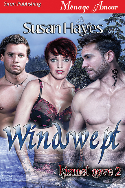 Book Cover: Windswept