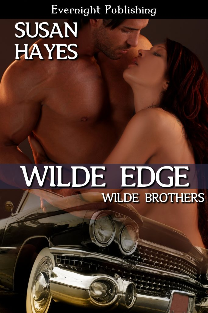 Book Cover: Wilde Edge