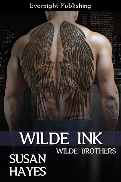 Book Cover: Wilde Ink