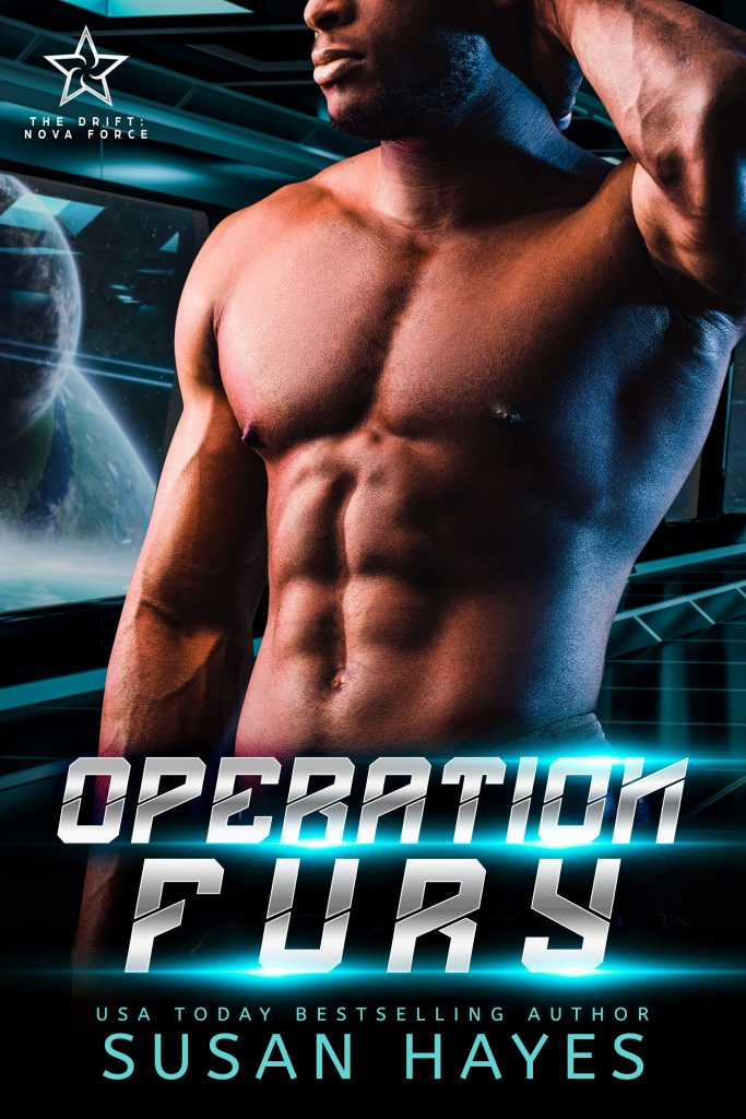 Book Cover: Operation Fury