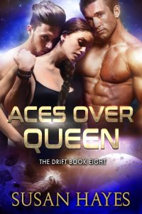 Book Cover: Aces Over Queen