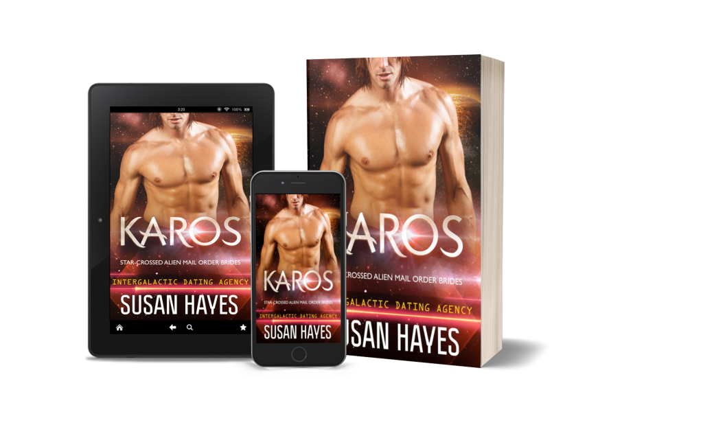 Images of Karos book cover