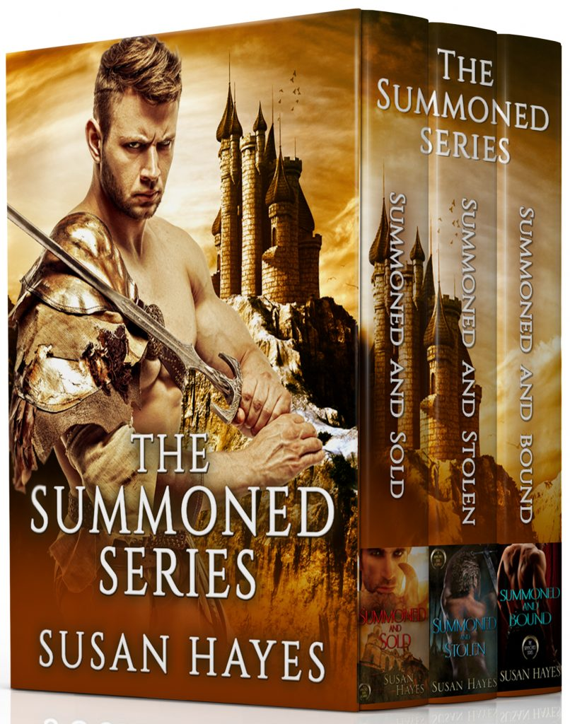 Book Cover: Summoned - The Complete Collection