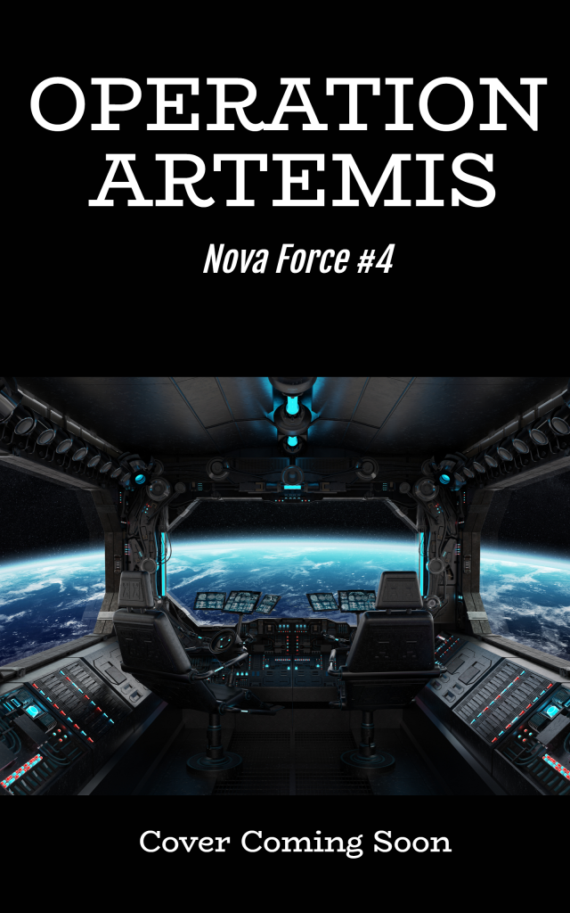 Book Cover: Operation Artemis