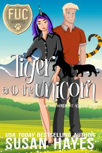 Book Cover: Tiger and the Unicorn