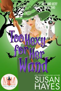 Book Cover: Too Hexy For Her Wand