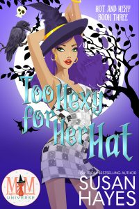 Book Cover: Too Hexy for her Hat