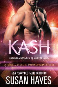 Book Cover: Kash: Interplanetarer Brautversand (Intergalaktische Partnervermittlung)