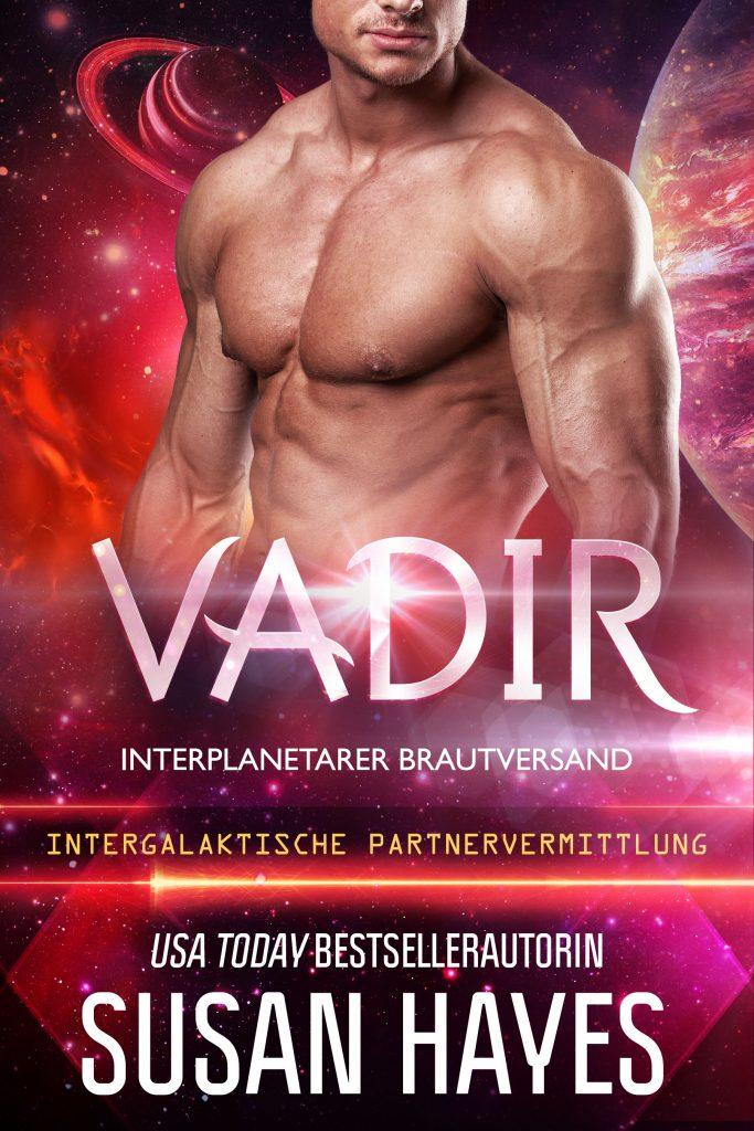 Book Cover: Vadir: Interplanetarer Brautversand