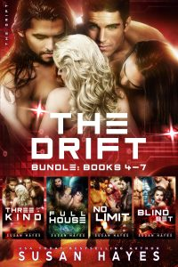 Book Cover: The Drift Collection: Books 4-7