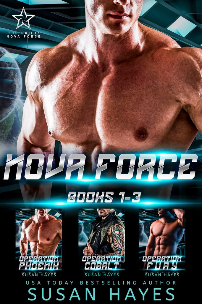 Book Cover: Nova Force Collection: Books 1-3